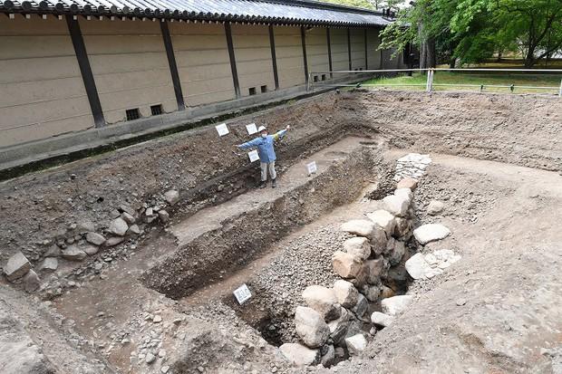 今世紀最大の発見。秀吉最後の遺構が出土